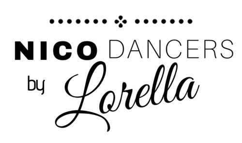 Abiti da ballo Nico Dancers by Lorella