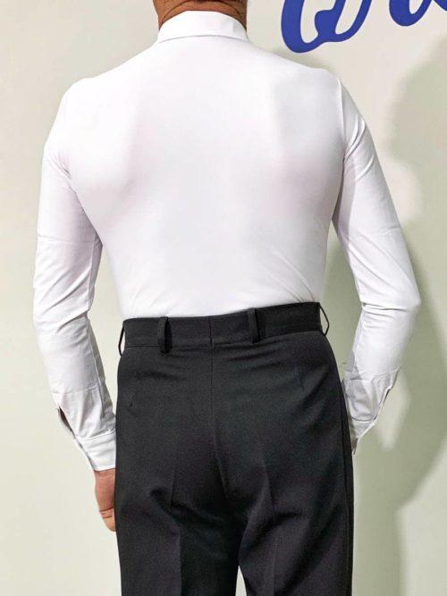 Camicia bianca uomo